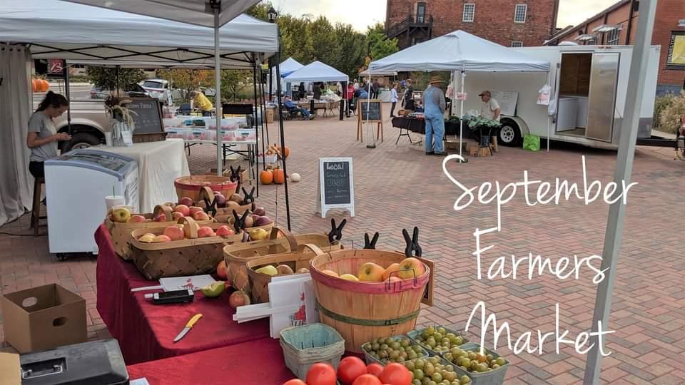 September Farmers Market (BRASELTON)