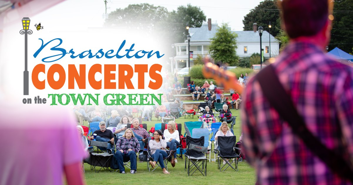 Concert on the Town Green Braselton