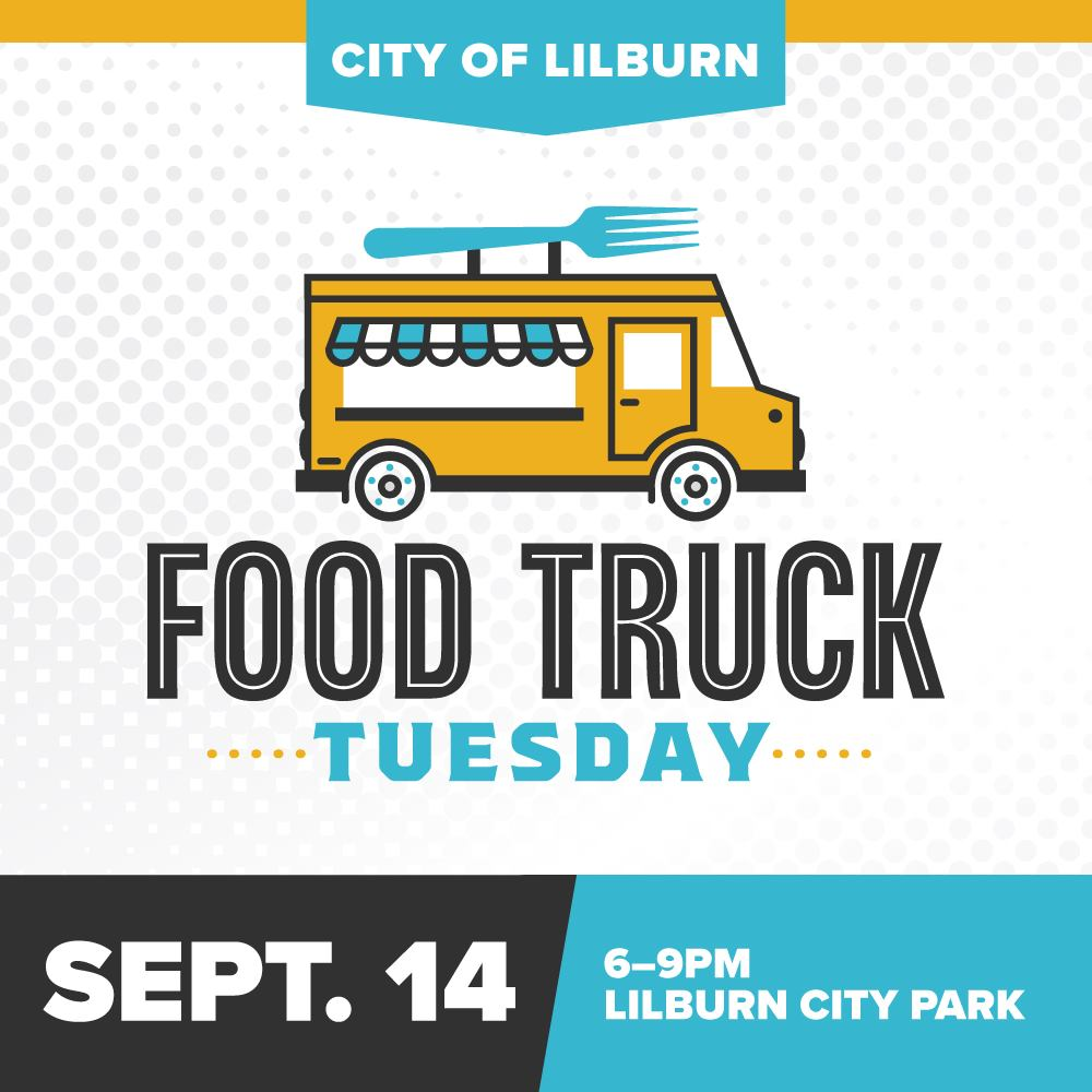 Lilburn Food Truck Tuesdays (LILBURN)
