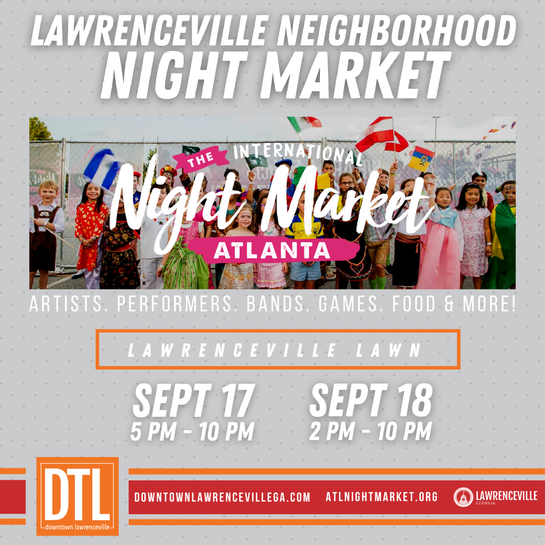 Lawrenceville Neighborhood Night Market (LAWRENCEVILLE)