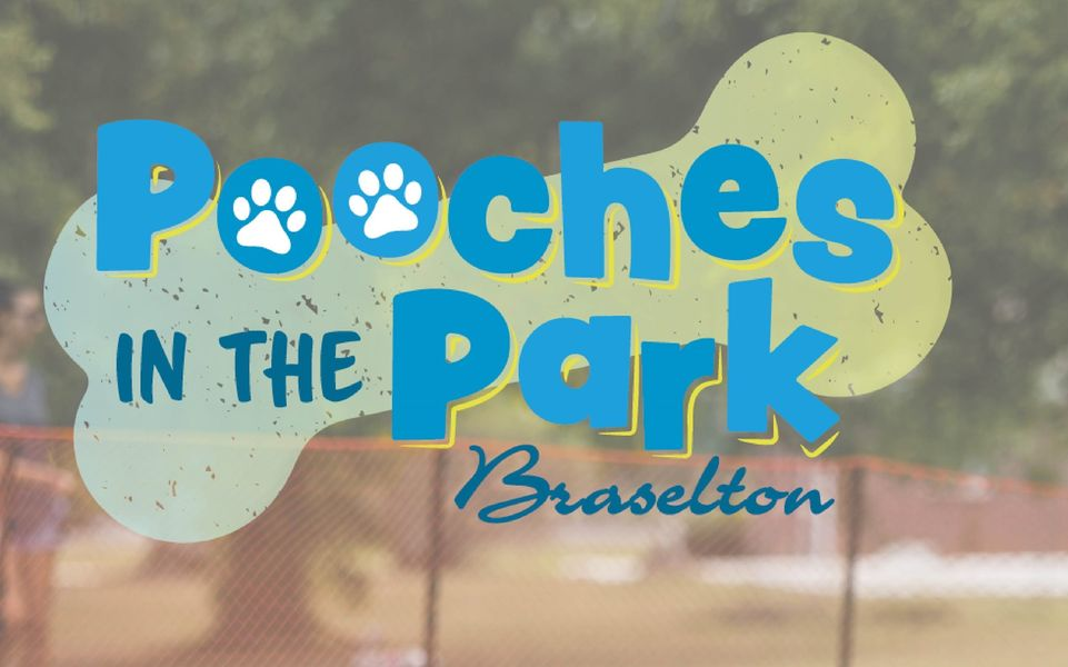 Pooches in the Park - Braselton
