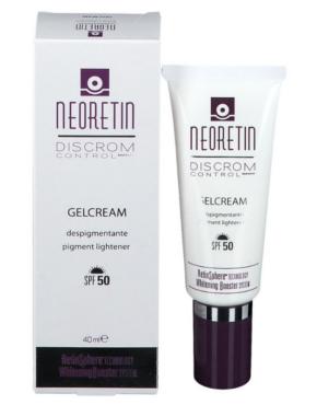 NEORETIN - DISCROM CONTROL GELCREAM SPF 50