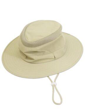 Sombrero de ala ancha para hombre