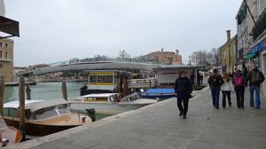 The Calvatrata Bridge and the Fondamenta