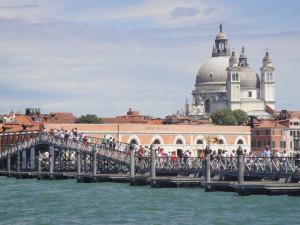 Pontoon Bridge to Il Redentore