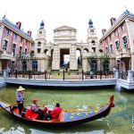 Visit Venice in China - Complete with Gondola