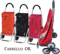 Locals Suitcases and Carrello Ok