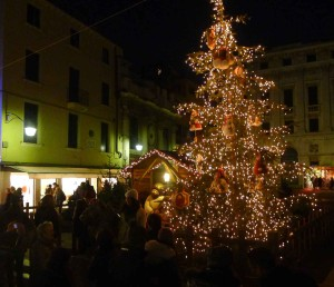 Christmas Past Venice