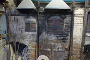 Murano Glass Furnace