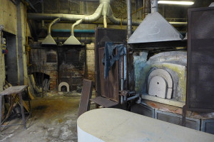 glass factory Murano Italy
