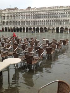 High Water San Marco Square