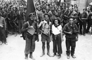 Venice, Veneto, World War II Liberation