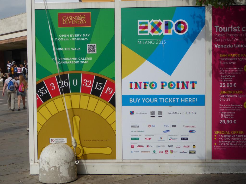 Expo2015 expects 30+ Million Tourist