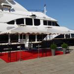 Mega Yachts Arrive in Venice for Biennale
