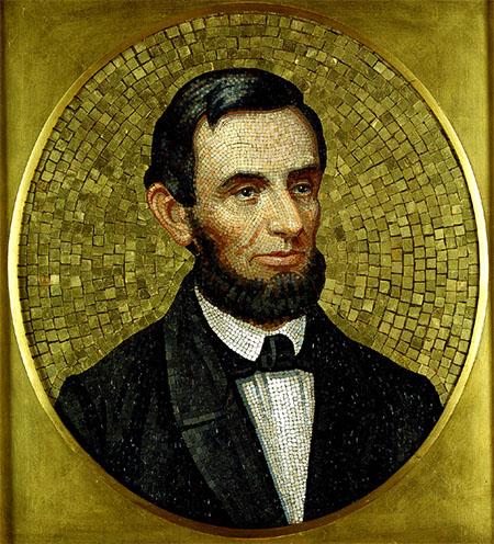 Salviati ' Portrait of Lincoln, Donated to US