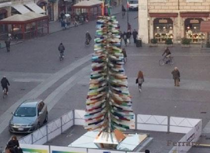 Murano Glass Tree in Ferrara