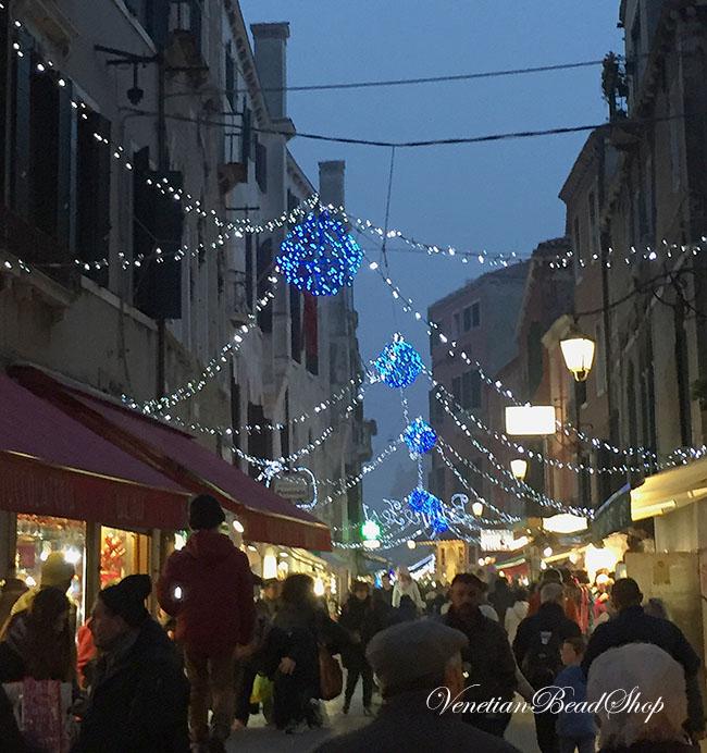Ferrovia,Lista di Spagna,Venice,Christmas in Venice,Holiday in Venice,