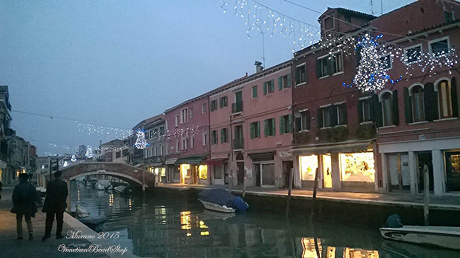 Murano,Venice,Christmas in Venice,Fondamenta Vetrai,Fondamenta Manin,Murano Glass Shop,Murano Glass Furnace