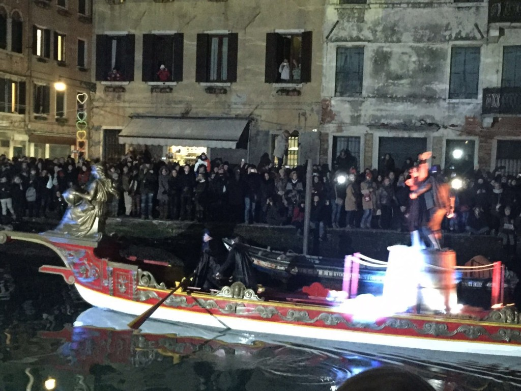 The Bucintoro - Traditional Venice