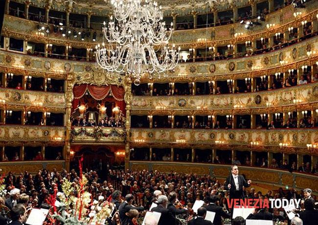 Venice,La Fenice,Save Venice,Fire La Fenice,20 years anniversary