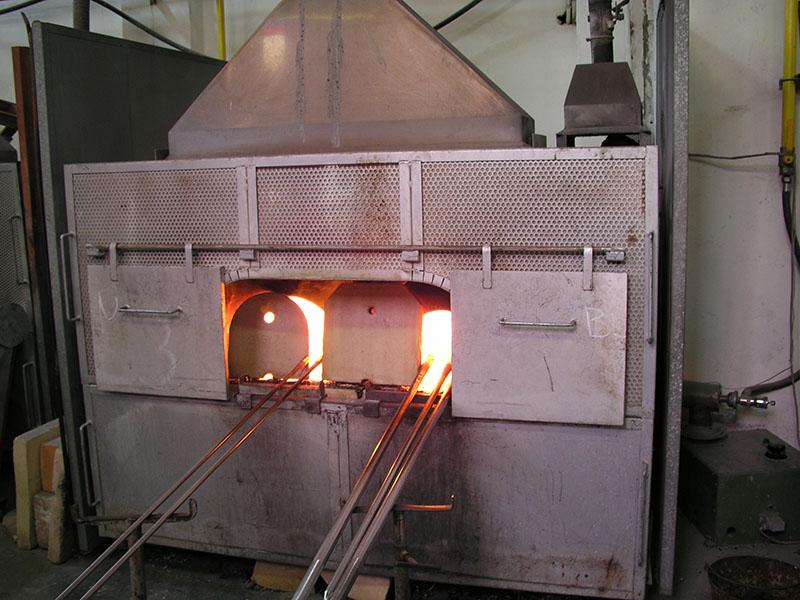 Modern Furnace Murano