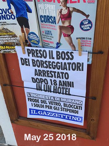 Nuova Venezia Headlines