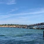 Pontoon Bridge to San Michele
