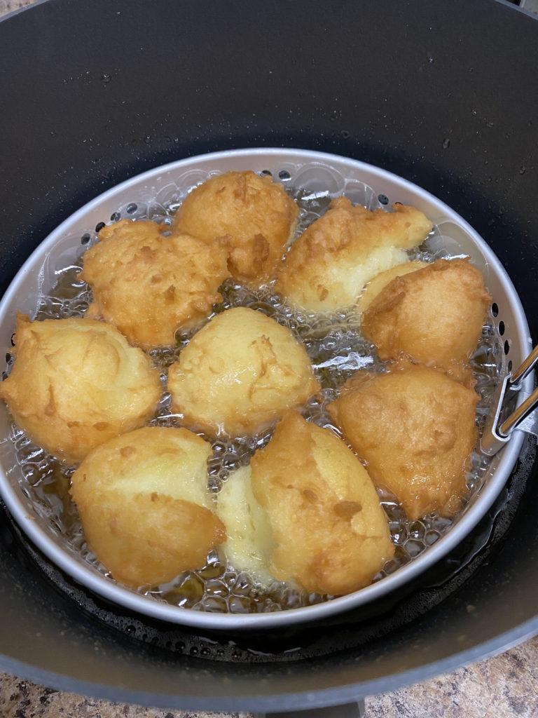 Frittel Frying