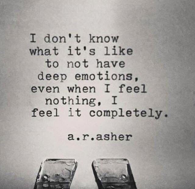 I Feel You—literally