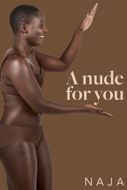Naja Nude for All