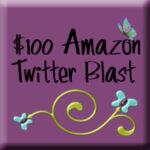 Win $100 Amazon Twitter Blast