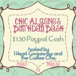 Chic Algene's Birthday Bash