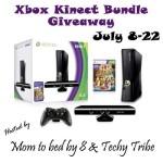 Blogger Sign Ups | FREE : XBox Kinect Bundle Giveaway