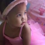 Wordless Wednesday : My Little Tutu Princess