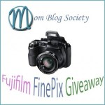 Enter : Fujifilm FinePix Giveaway