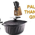 Enter : Paula Deen Kitchen Set Giveaway