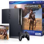 Enter : PlayStation 3 Uncharted 3 Bundle