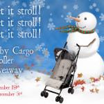 Enter : Baby Cargo Stroller Giveaway