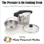 Enter : Fagor Chef Pressure Cooker $179 RV Giveaway