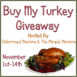 Enter : Buy My Turkey Giveaway