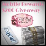 Free Blogger Event : Mobile Rewards $200 Giveaway