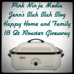 Free Blogger Event : 18Qt Roaster Giveaway