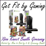 Free Blogger Event :Xbox Kinect Bundle Giveaway