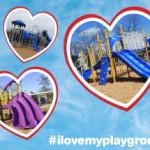 Kaboom! #ilovemyplayground Campaign