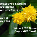 Free Blogger Event : $100 Home Depot GC