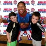 Harlem Globetrotters Summer Skills Clinics 2013
