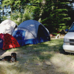 Top Tips When Camping With the Kids