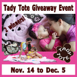 Enter : Tady Tote Giveaway
