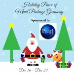 Enter : Pearl.com Holiday Peace of Mind Package Giveaway