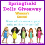 Enter : Springfield Dolls Giveaway